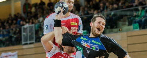 Vikings Feiern Derby-Sieg Gegen TuSEM Essen