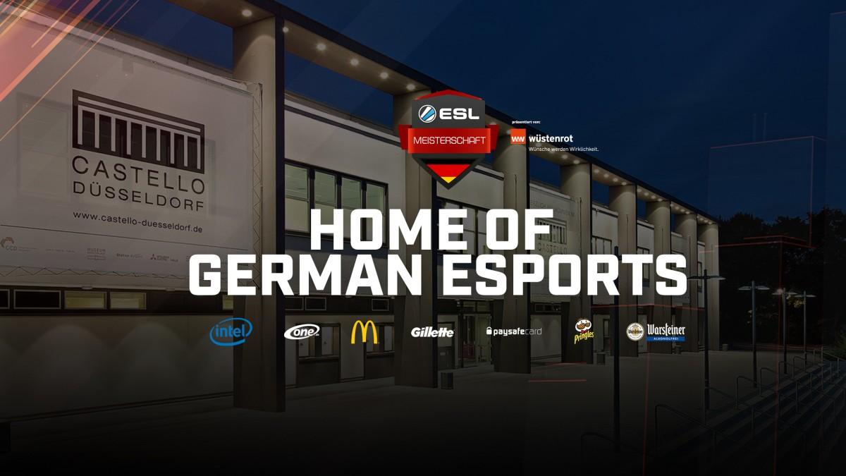 ESL Meisterschaften 2018
