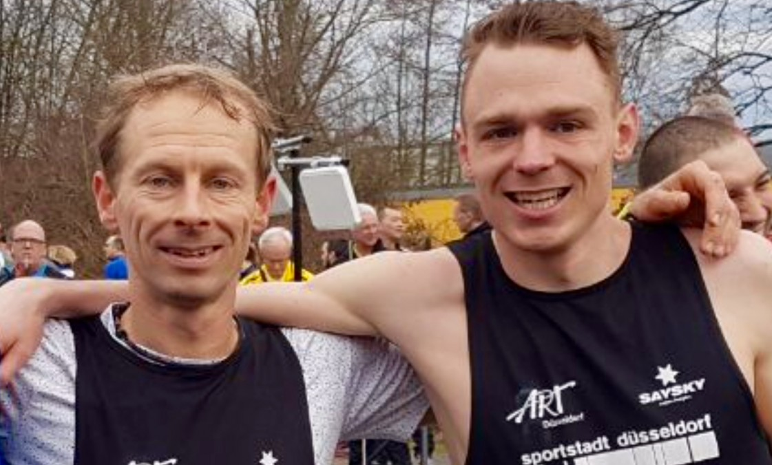 Andreas Straßner Und Sebastian Reinwand Gewannen In Kandel