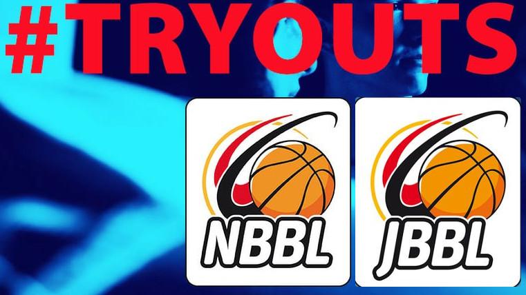 Tryouts JBBL NBBL