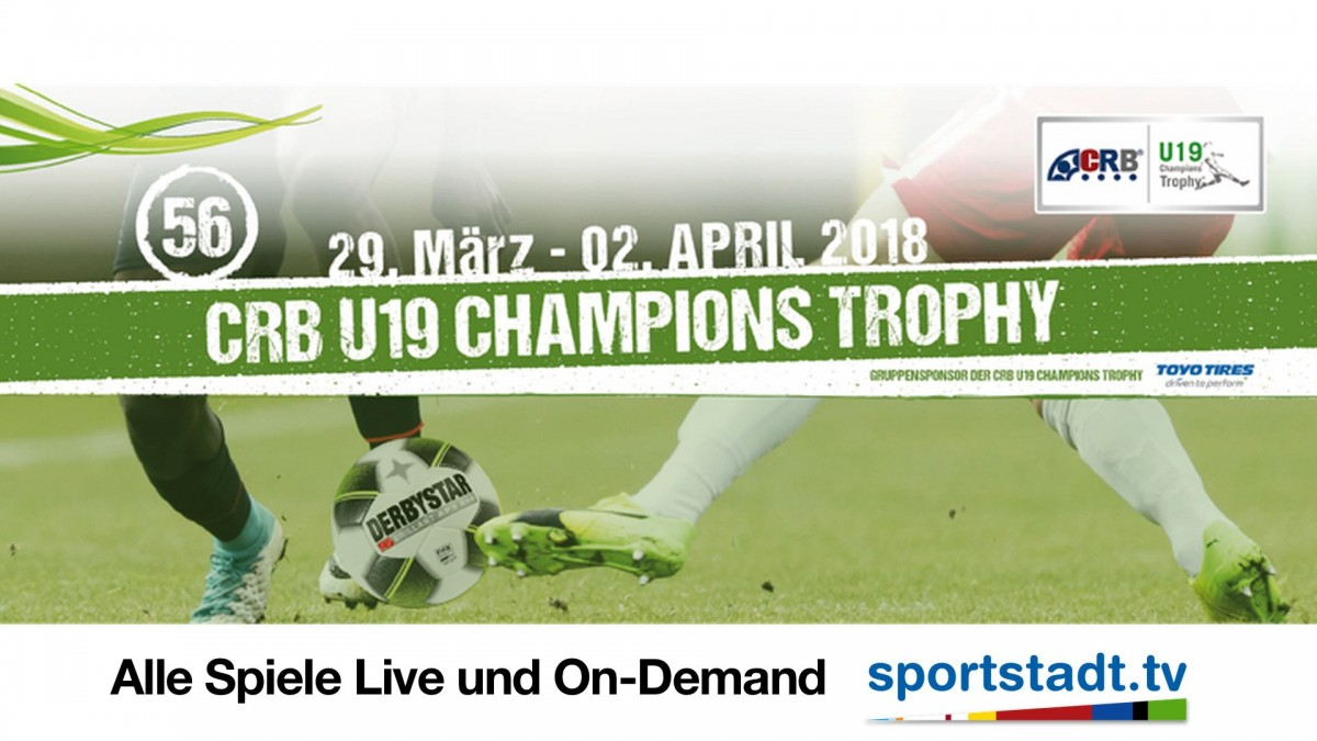 U19 Champions Trophy 18