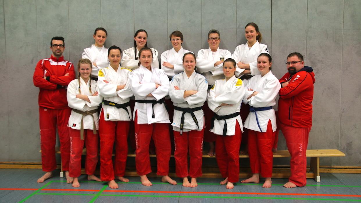 2018 Frauen. Judo Post Sv