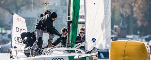 Der DYC Will Zum Saisonauftakt Der Ersten Deutschen Segelbundesliga  In Die Top Ten Segeln