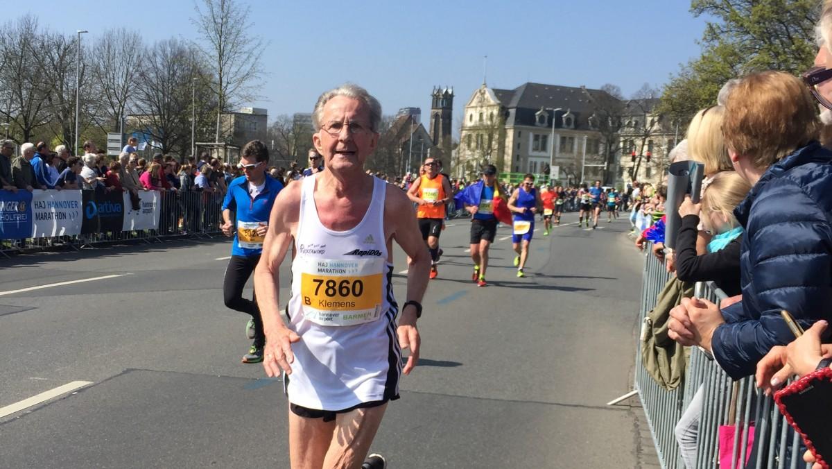 Marathon Clemens Wittig