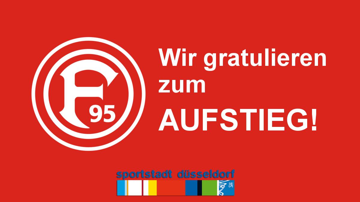 Aufstieg Fortuna Sportstadt