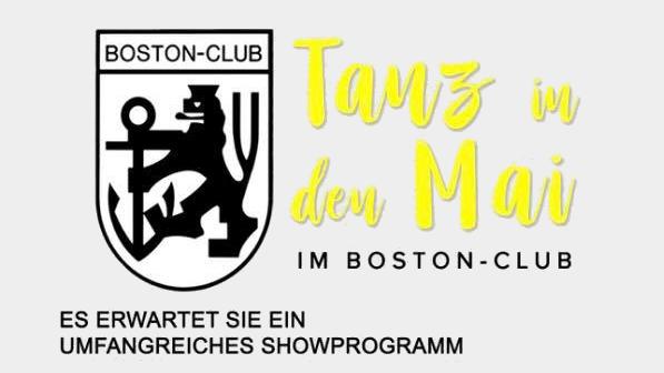 Boston Club Tanz In Den Mai 1