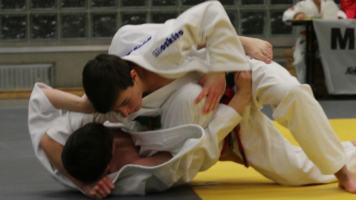 Judo Felix Mueller