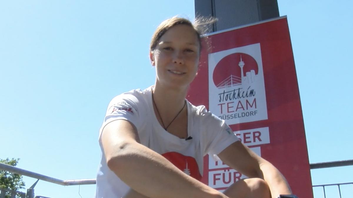 Leonie Pieper Ergometer