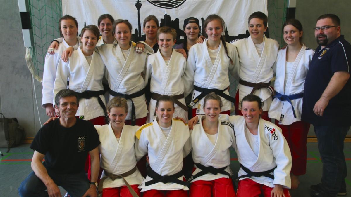 Postsv Judo Frauen RL 2. 18