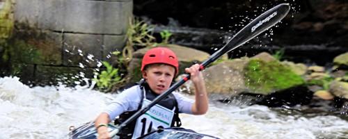 Wildwasserkajak – Erft Sprint 2018 Und Westdeutsche Meisterschaft Sprint