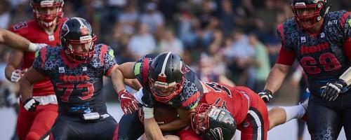 Skillon Führt Die Panther Zum Auswärtssieg In Solingen