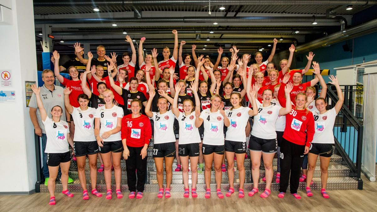 Mannschaft Fortuna Handball