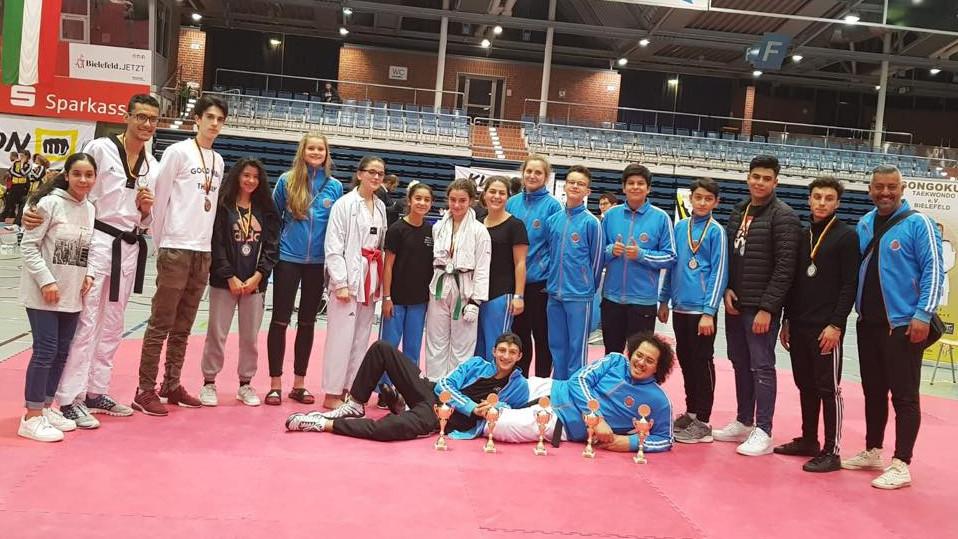 Medailliengewinner Nach Dem Final 4 Tournament NRW