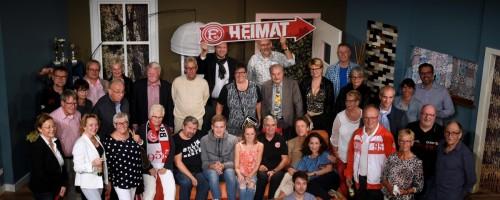Mitgliederaktion Mit Torwart Tim Wiesner In Der Komödie
