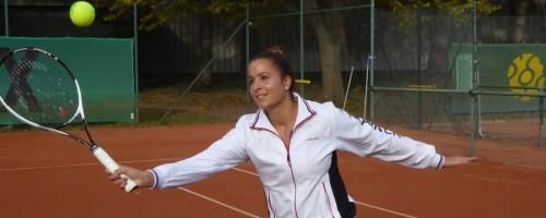 Training Bei Der Weltmeisterin