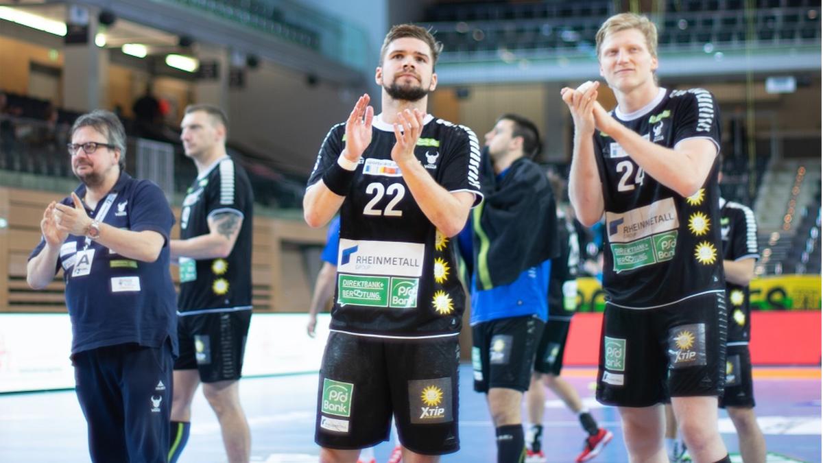 Felix Handschke Und Thomas Bahn Blieben In Der Partie Gegen VfL Eintracht Hagen Jeweils Torlos (Foto: Kevin Hanke)