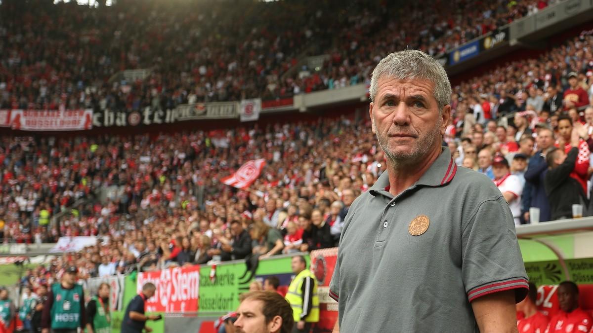 Fortuna Düsseldorf Und Friedhelm Funkel Einigen Sich Auf Vertragsverlängerung