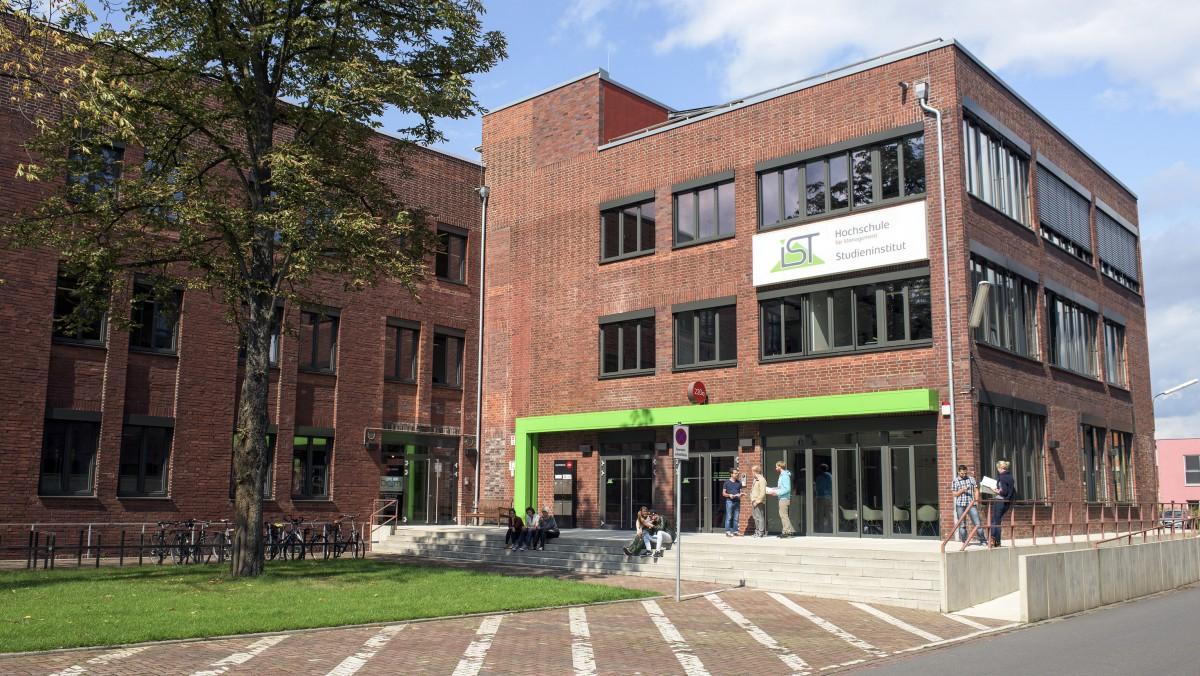 IST Hochschule Gebaeude