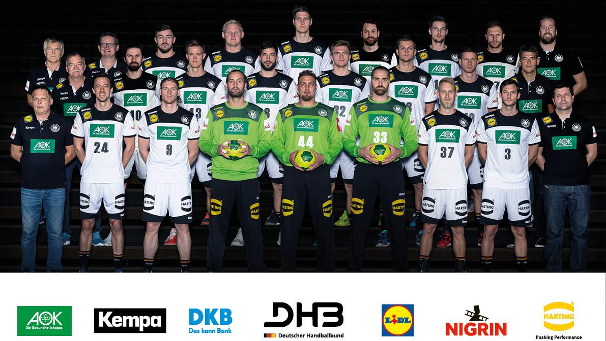 Handball-Länderspiel Gegen Die Schweiz In Düsseldorf