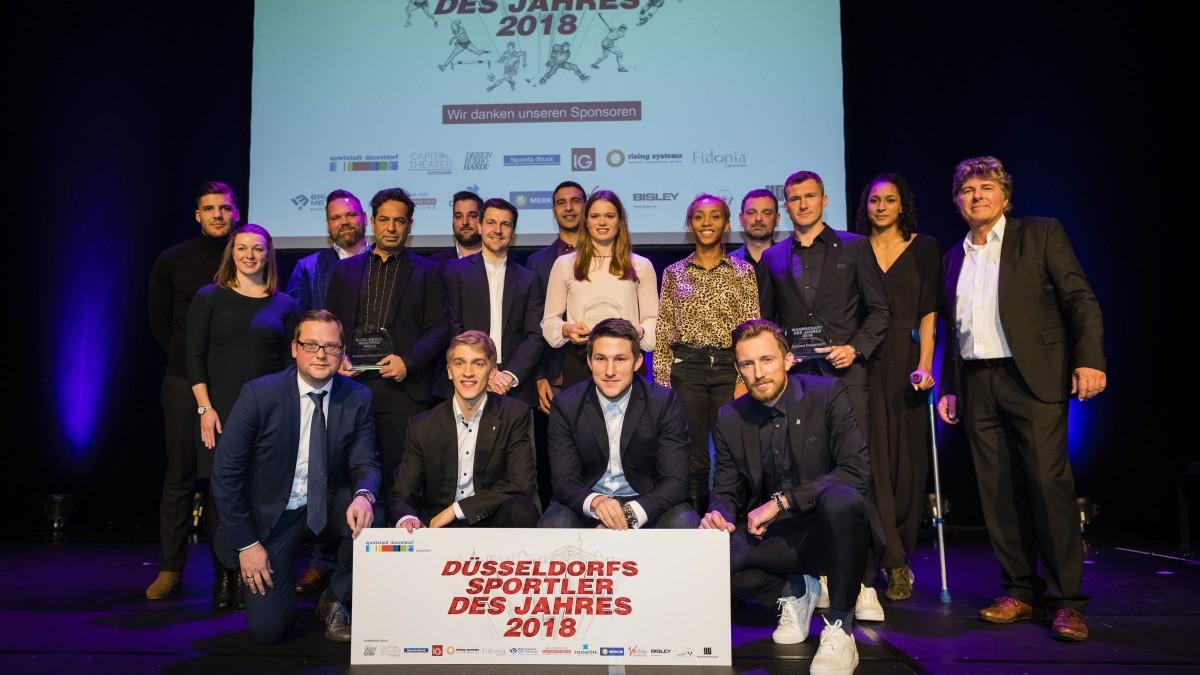 Düsseldorfs Sportler Des Jahres 2018