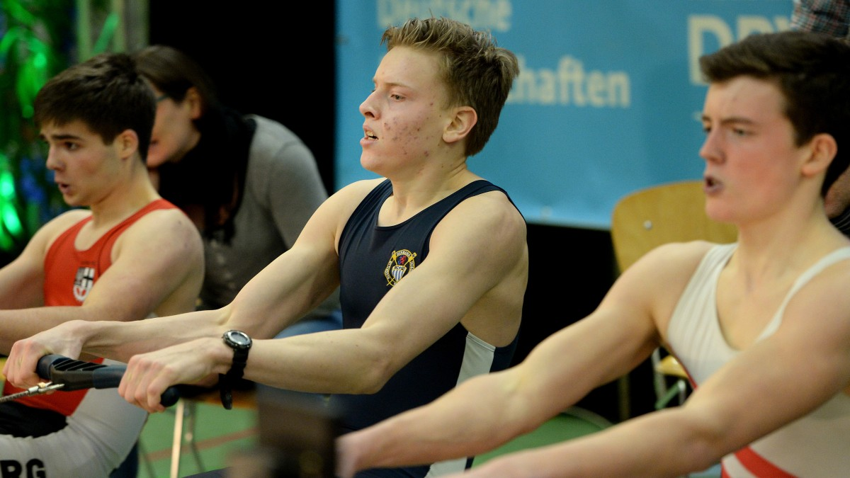 U17-Junior Hendrik Weskamp