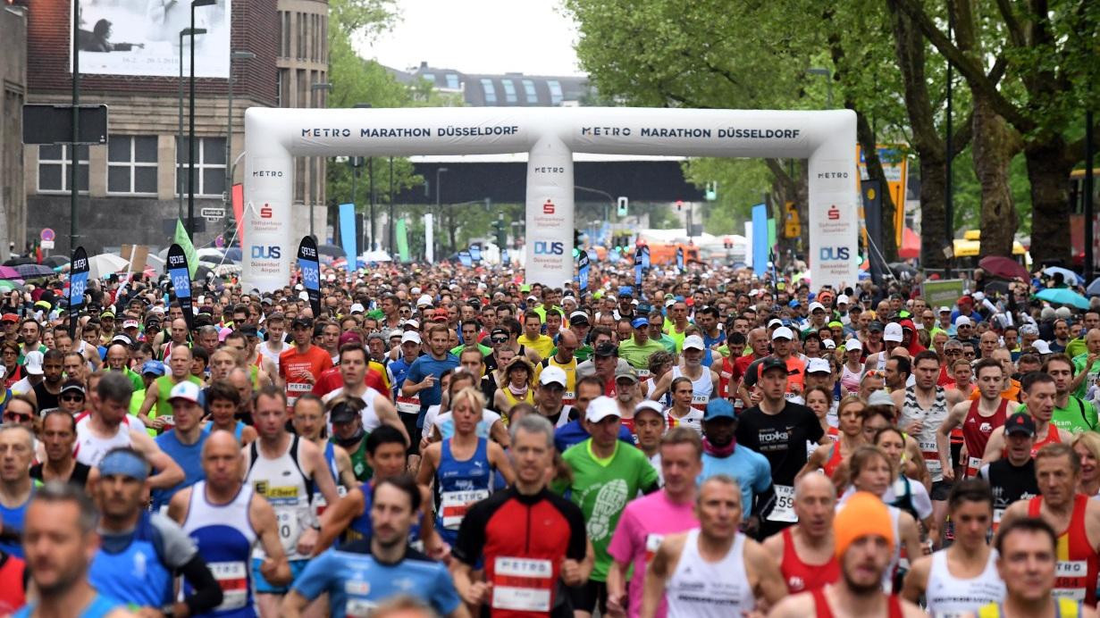 (Foto: METRO Marathon Düsseldorf)