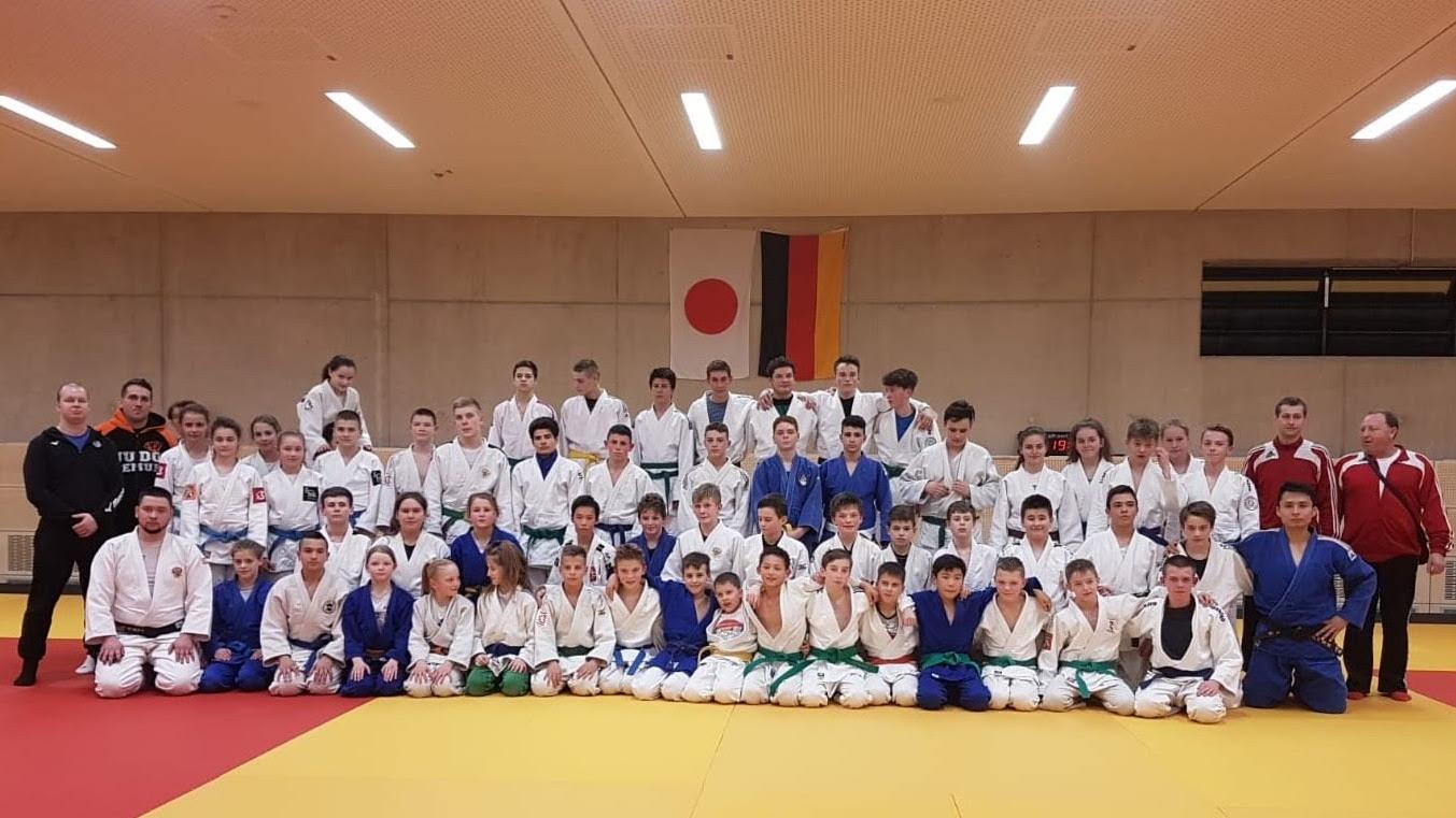 Der Judo-Club 71 Düsseldorf E.V. Richtete Am 23. Und 24. März Die 2. Düsseldorf Judo Open In Der Neuen Dreifach-Halle Des Albrecht-Dürer-Berufkollegs In Benrath Aus (Foto: JC 71 E. V.)