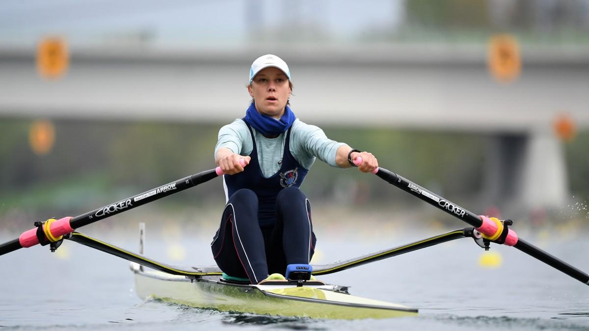Leonie Pieper: Test In Olympischer Bootsklasse