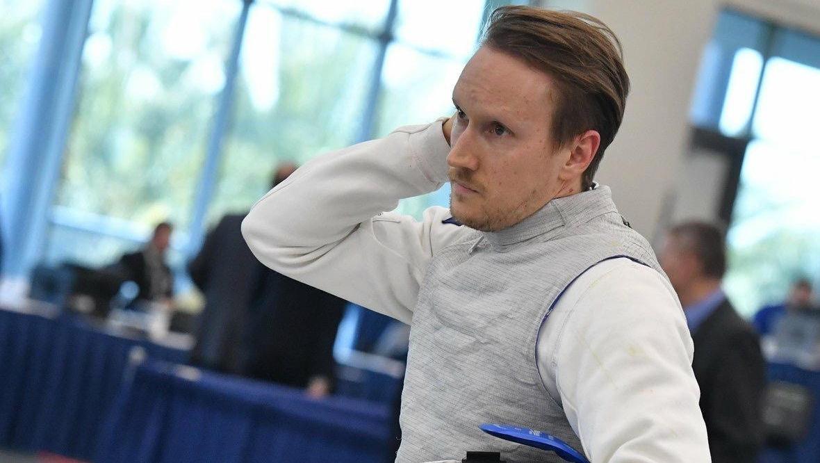 Olympiasieger Benjamin Kleibrink Erweitert Das Stockheim Team Düsseldorf/ Neue Sportart Fechten Im Athletenteam