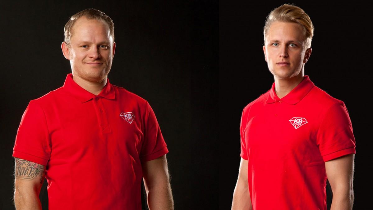 Daniel Kreutzer (links) Und Danny Beckers Übernehmen Hockey-Athletiktraining Im DSC 99 (Foto: Coolpack / Kreutzer Und Beckers Sports)