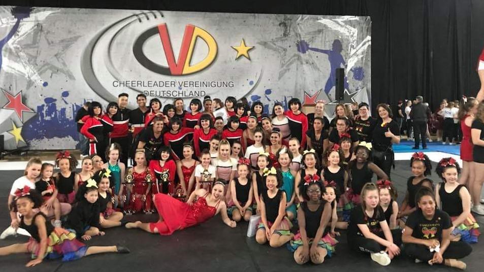 20190529 Cheerleader