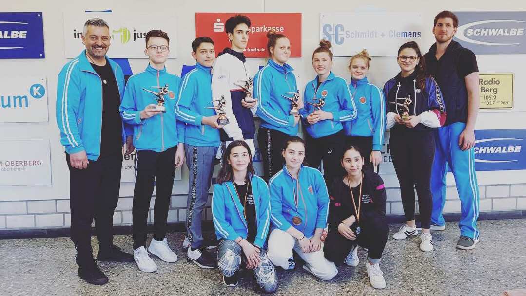 Tsportwerk Eam Berlin Open 2019