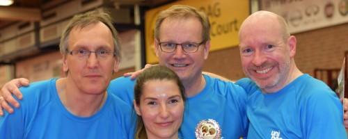 Ringelpietz – Der Firmen Tischtennis Cup / Uniper SE Gewinnt 3. Auflage