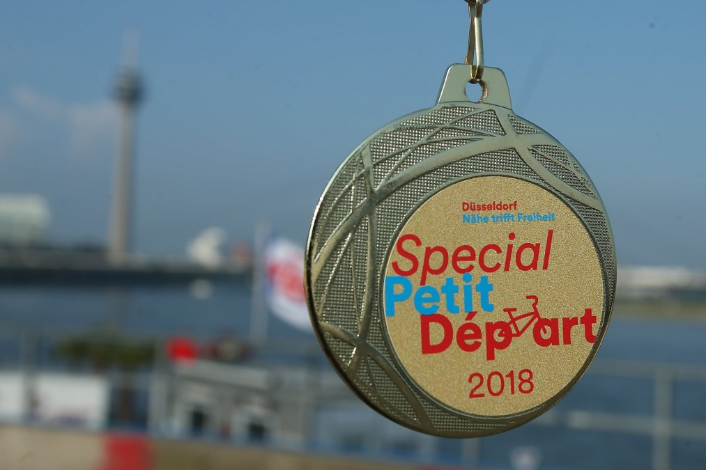 Special Petit Depart Medaille