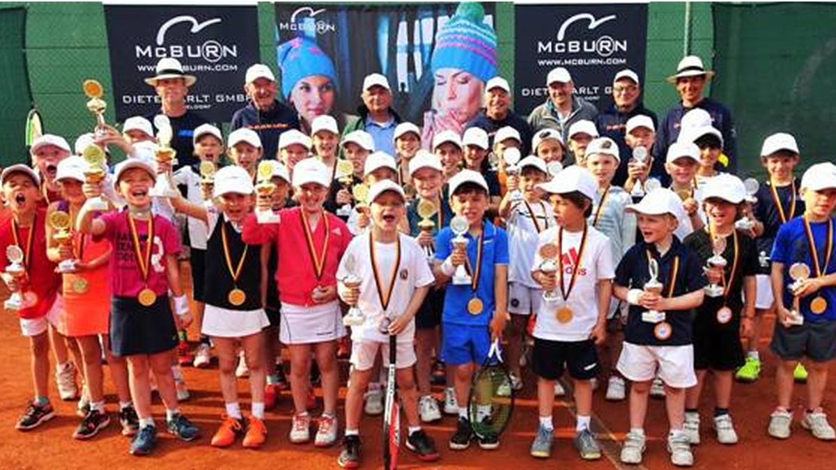 Tennis MCBurn Cup