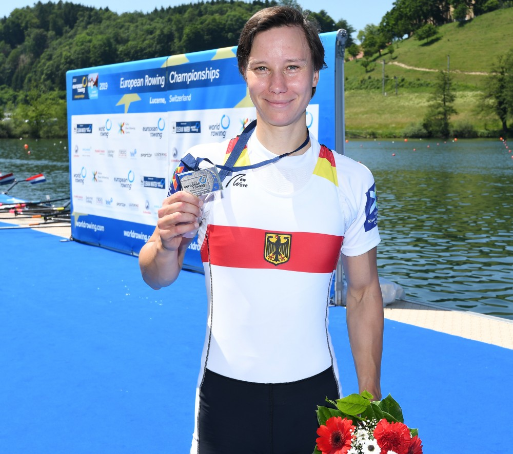 Leonie Pieper (Foto: MeinRuderbild.de)