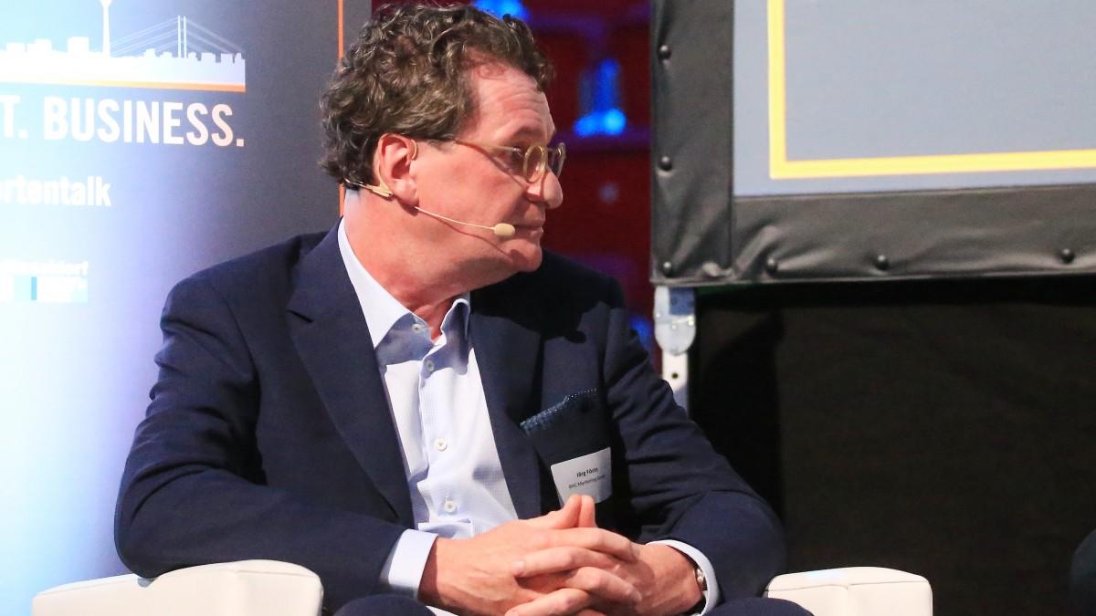 Jörg Föste, Geschäftsführer BHC (Foto: David Young)