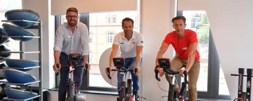 Fitness First Verlängert Engagement Bei Der Düsseldorfer EG!