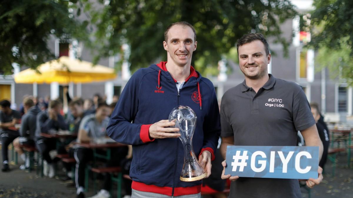 GIYC: Berlin und Skanderborg im Finale