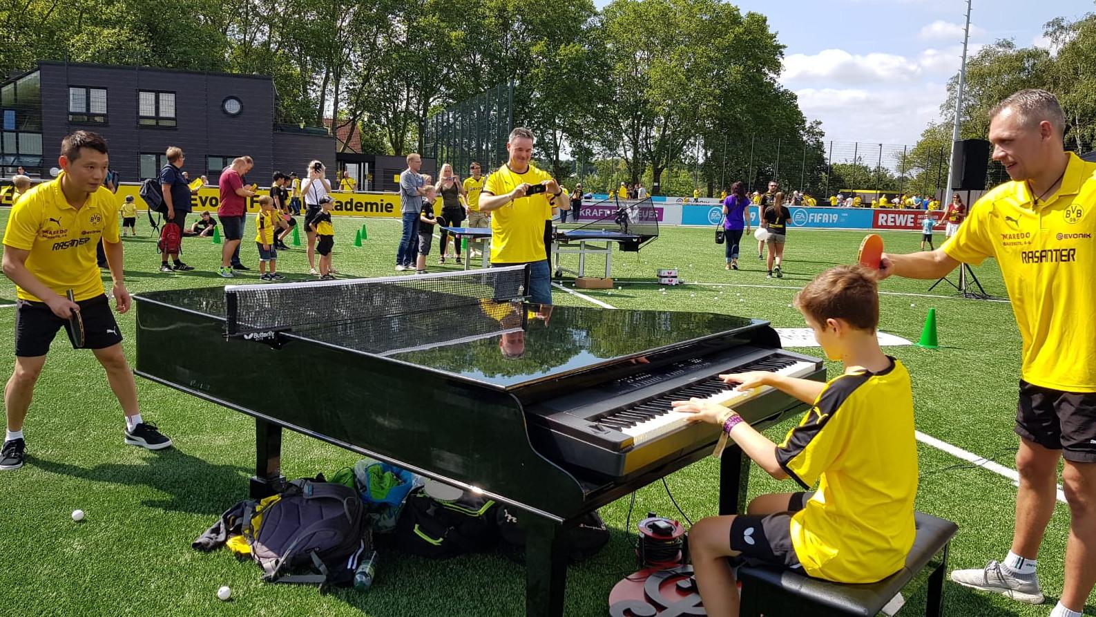 (Foto: Borussia Düsseldorf)