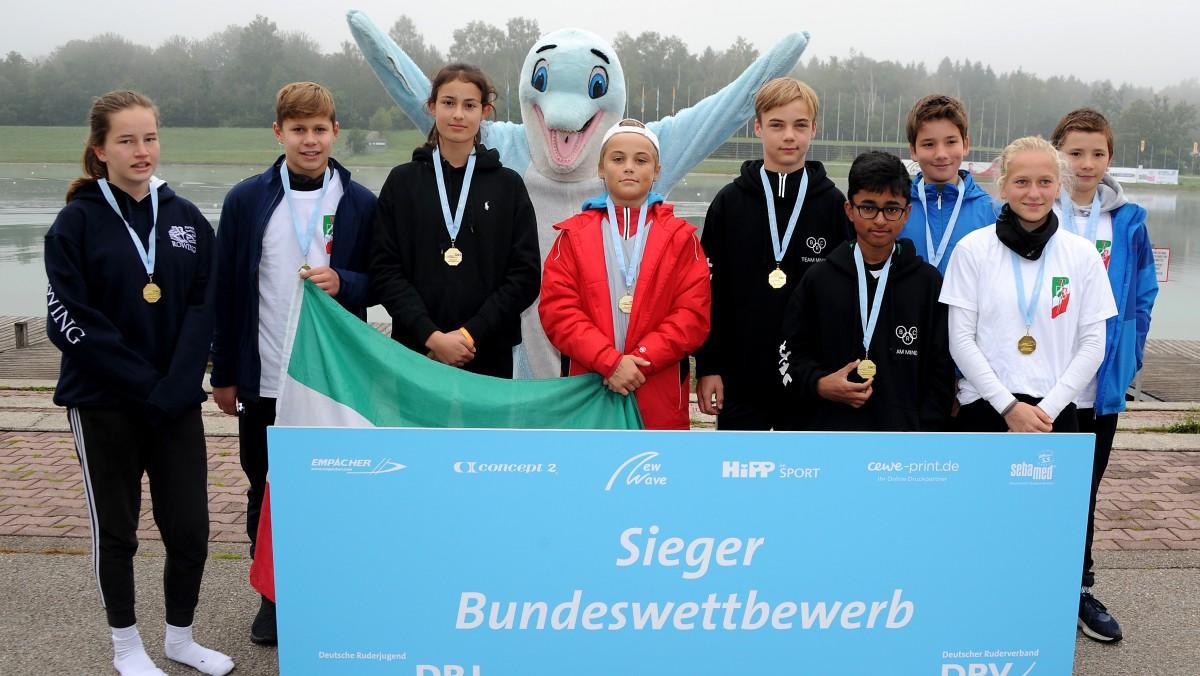 2019 09 07 BW Muenchen Allg. Sportwettbewerb Gold