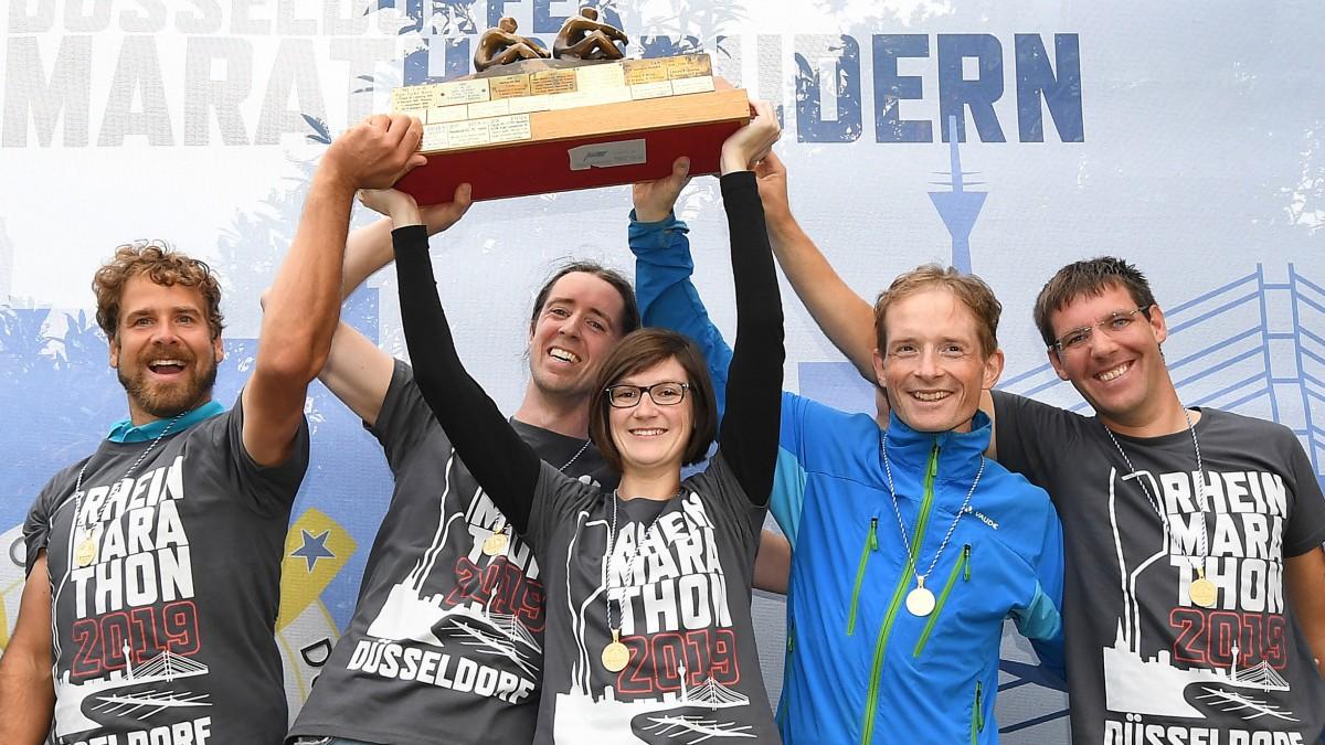 Rheinmarathon: Vielseitig Wie Kaum Eine Regatta