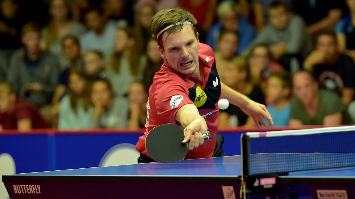 Neuzugang Bestätigt: Tischtennisspieler Ricardo Walther Verstärkt Das Stockheim Team Düsseldorf
