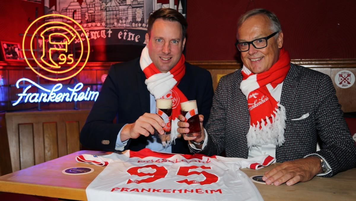 Fortuna Und Frankenheim Bleiben Treue Partner