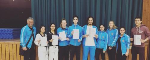 Sportwerk-Studenten Sechsmal Erfolgreich