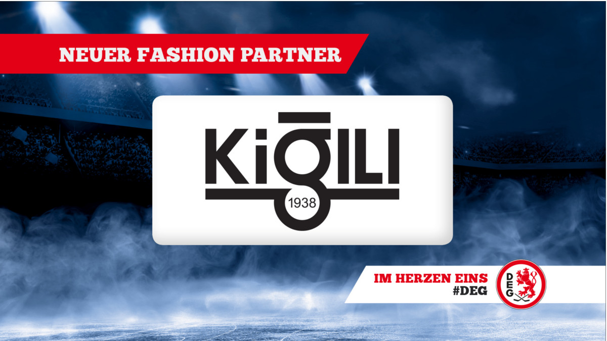 Oh Du Wunderschicke DEG! Neuer Team Und Fashion Partner!  Kiğılı Steigt Bei Den Rot-Gelben Ein!