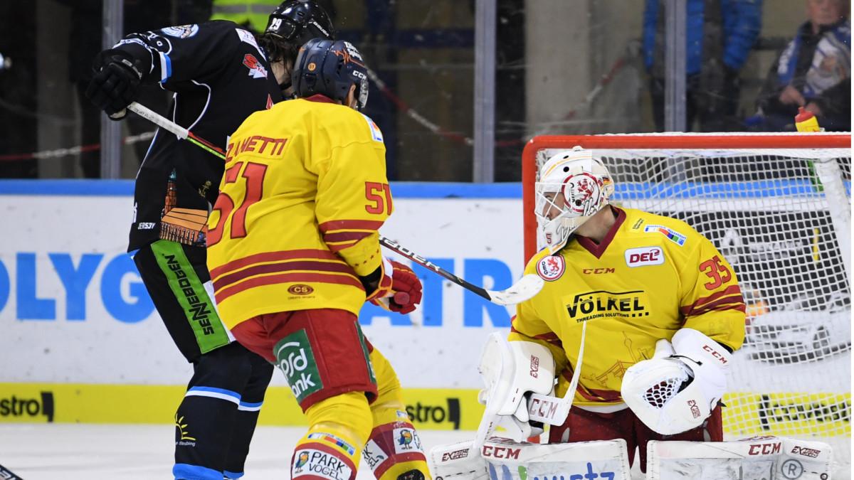 Knappe Niederlage – DEG Verliert 1:2 Gegen Die Straubing Tigers!