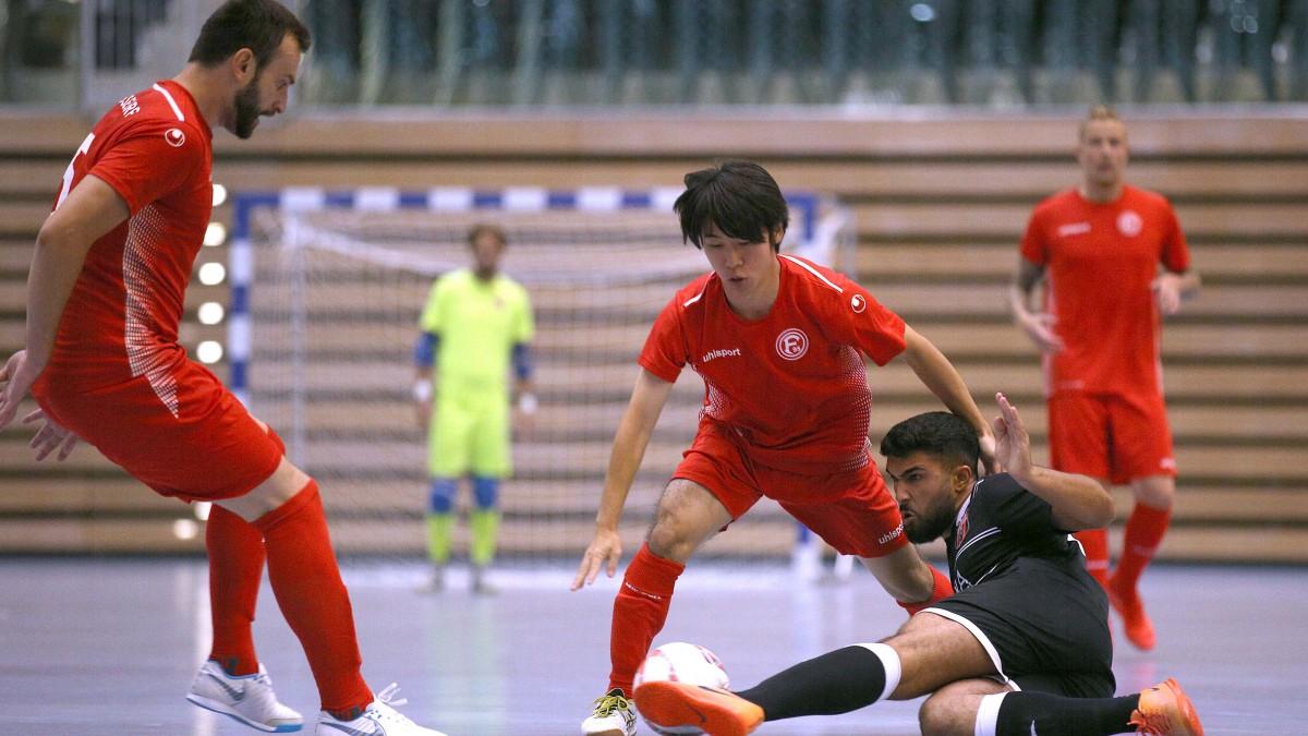Fortuna Düsseldorf Futsal Mit Drittem Sieg In Folge