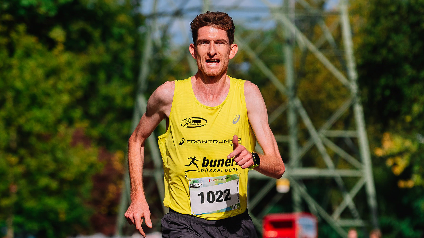 Nikki Johnstone Wechselt Zu Rhein-marathon Düsseldorf E.V.