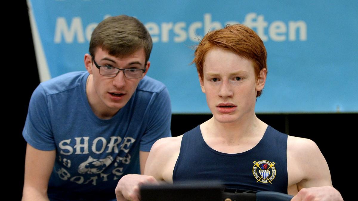 Lukas Gäßler Und Ben Wolke (Foto: MeinRuderbild.de /Detlev Seyb/Maren Derlien)
